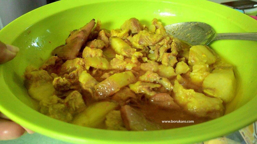 Gulai Daging Babi