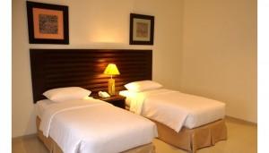 Kasur Tidur Hotel Bahamas