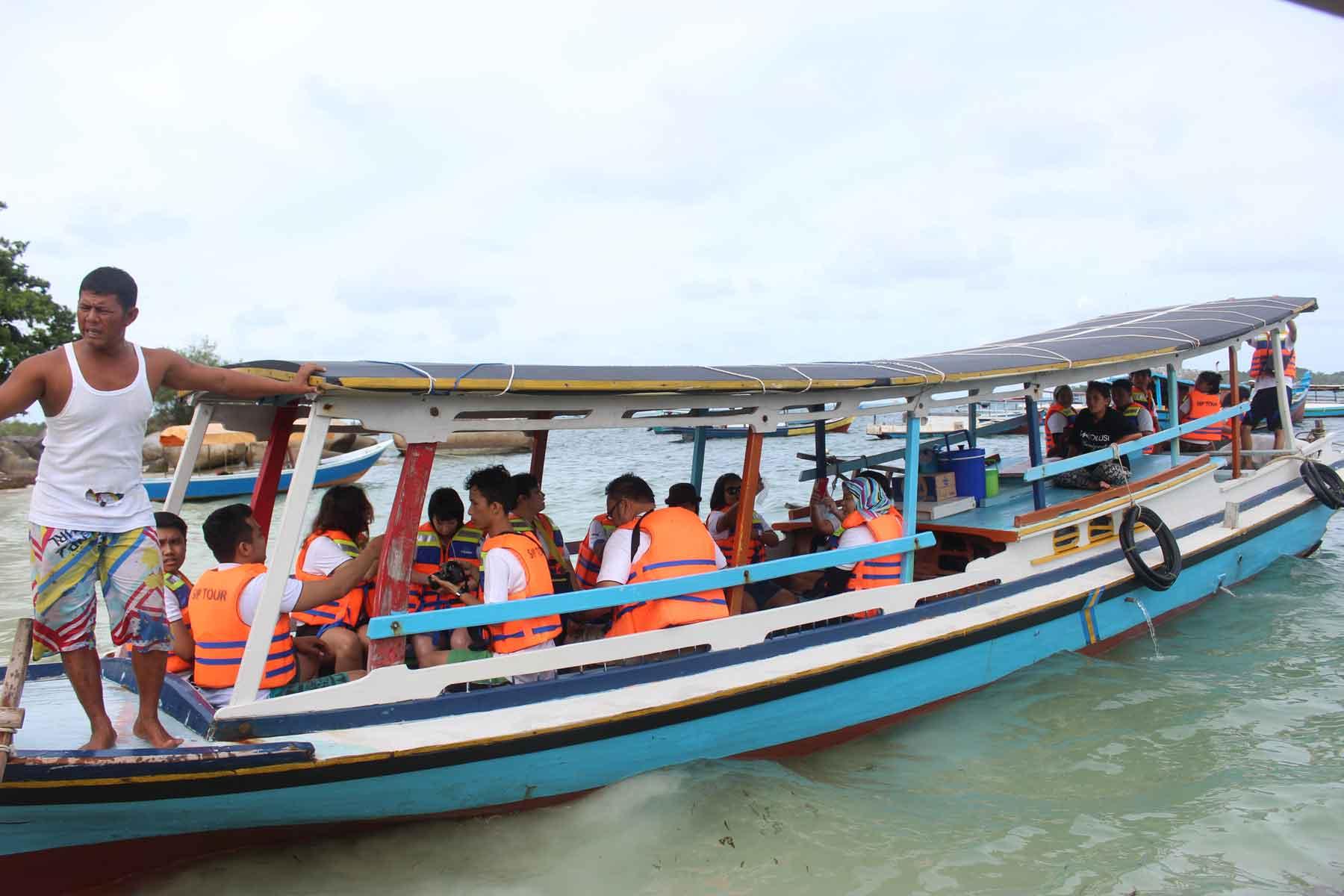 Kapal Jelajah Belitung