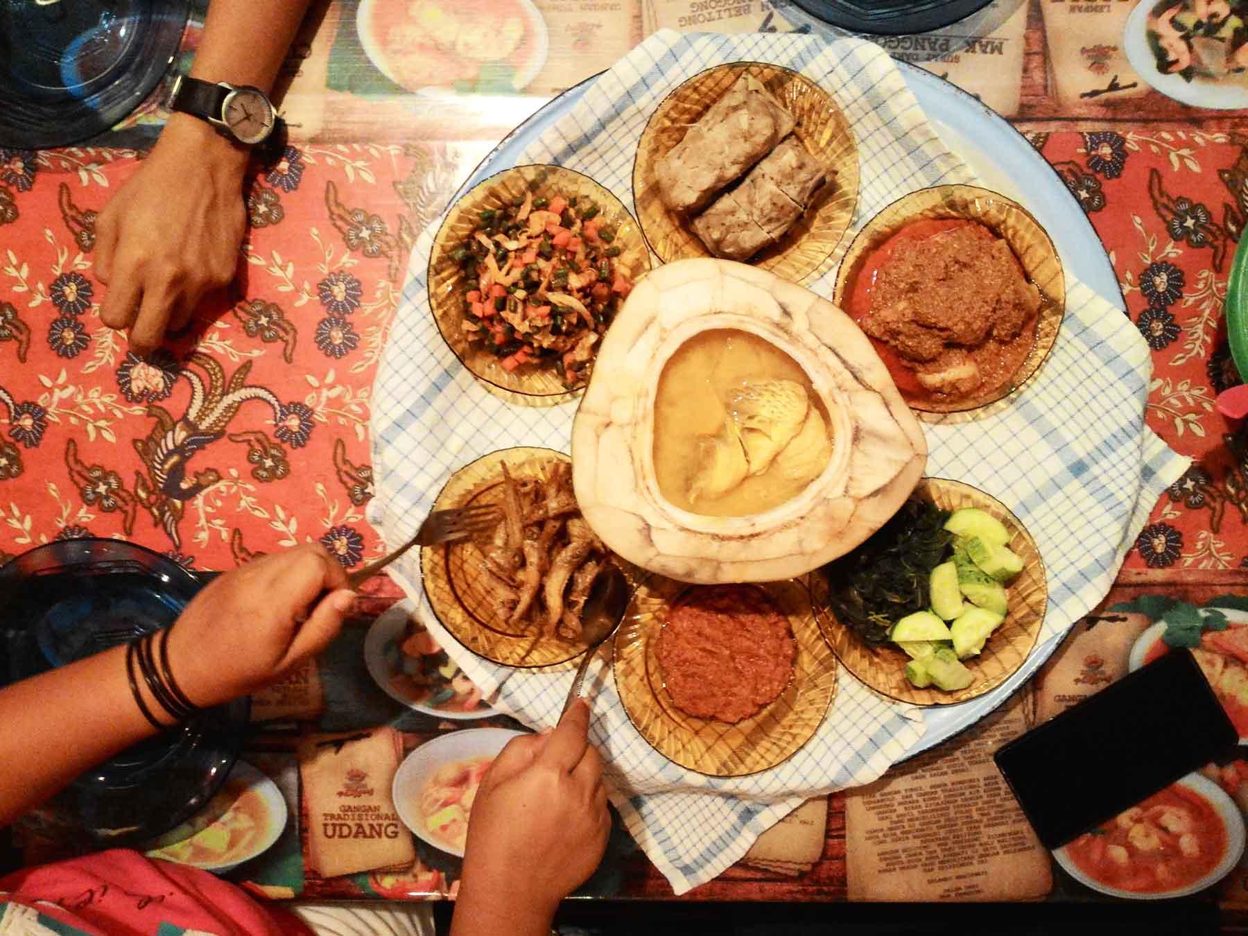 Menu Tradisional Belitung