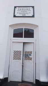 Pintu Masuk Mercusuar