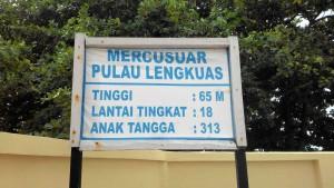 Informasi mengenai Mercusuar