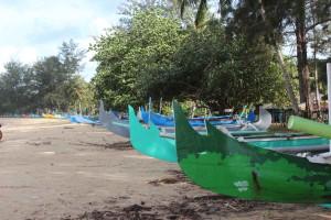 Kreasi Perahu Penduduk