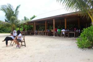Resto Pulau Gede Kepayang