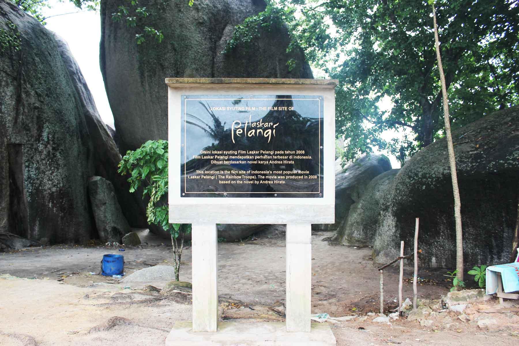 Tanjung Tinggi dan Laskar Pelangi
