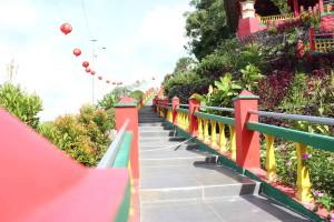 Vihara Dewi Kwam In di Belitung