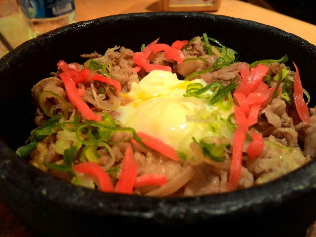Sukiyaki Beef Bi-Bim-Bap