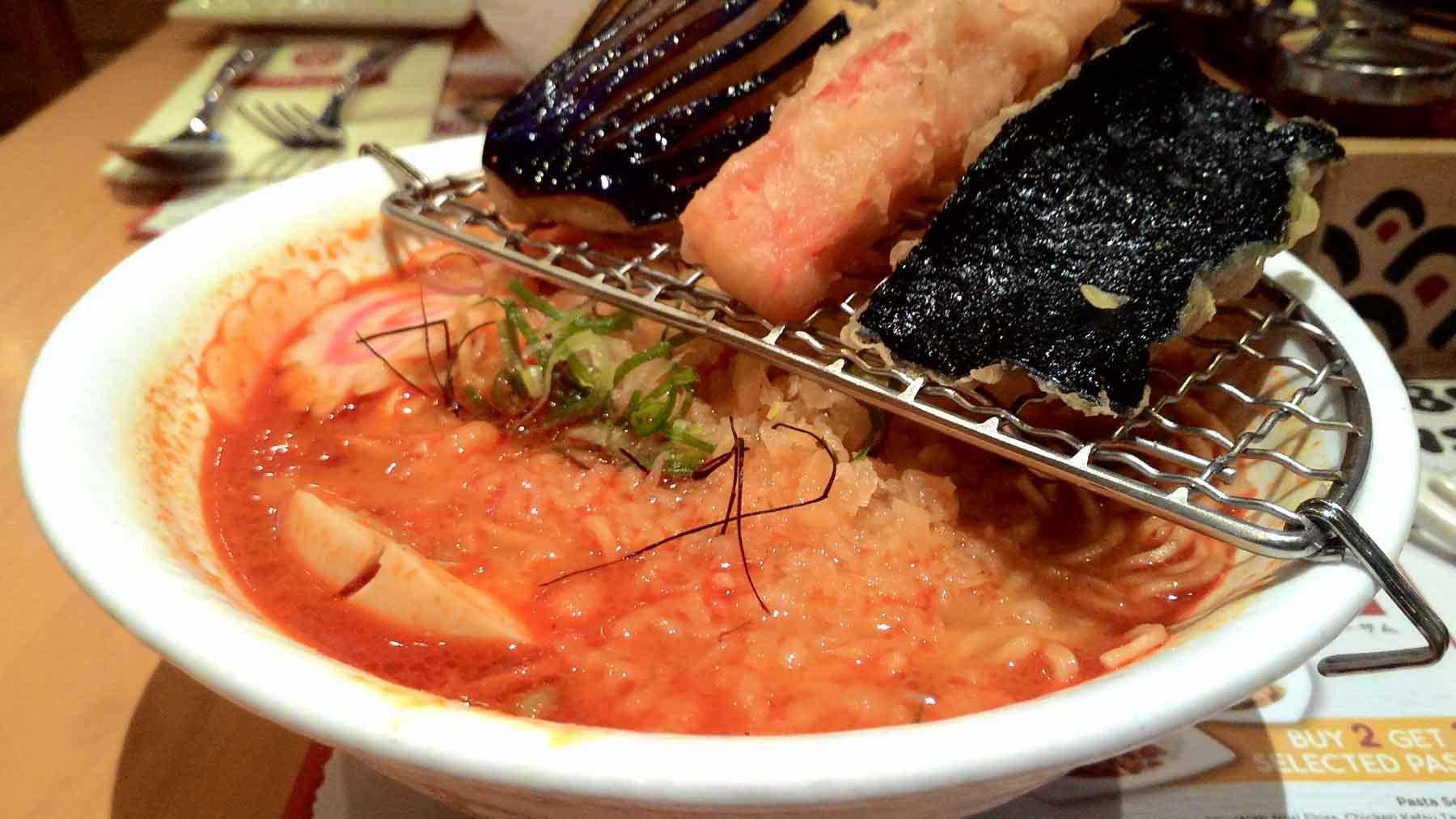 Aneka Makanan Jepang, Tokyo Belly Setiabudi