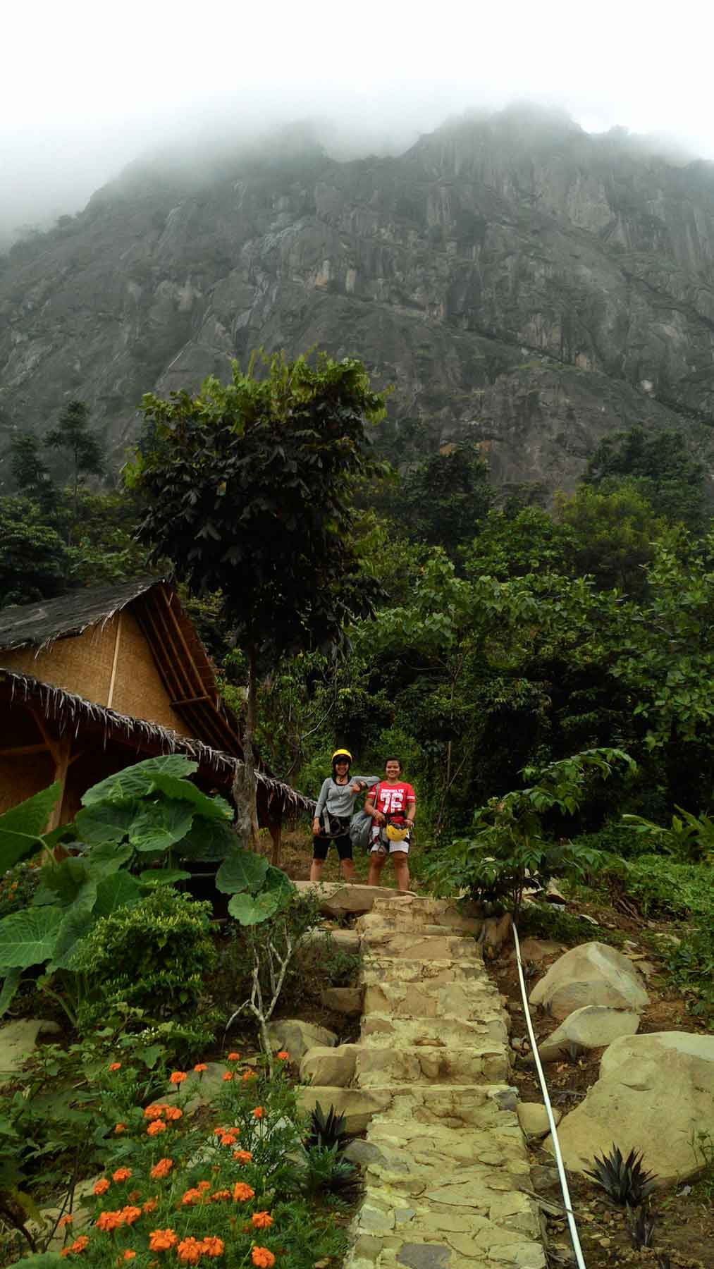 Kaki Bukit Gunung Parang