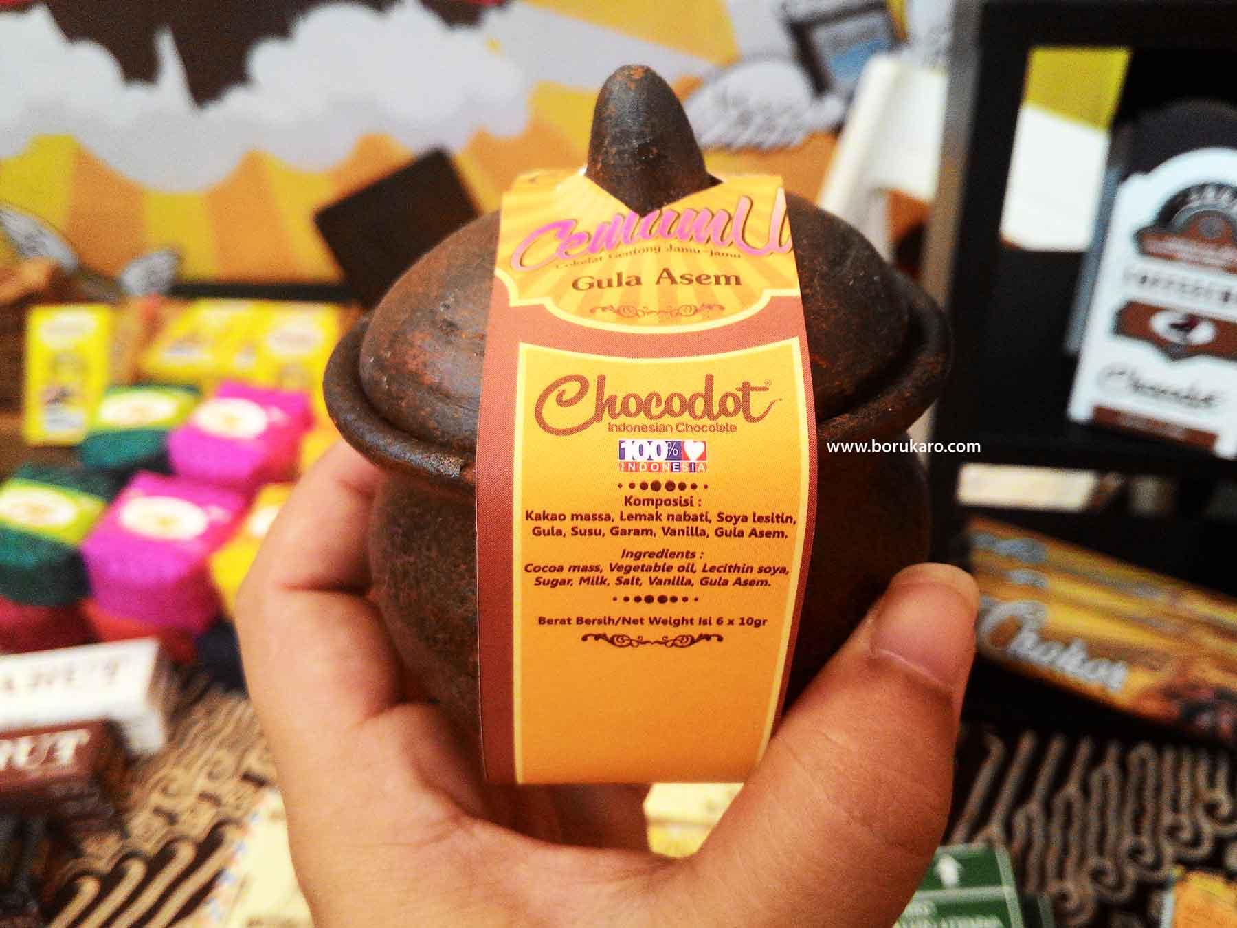 Chocodot, Dodol dalam Cokelat Oleh-oleh Khas Kota Garut