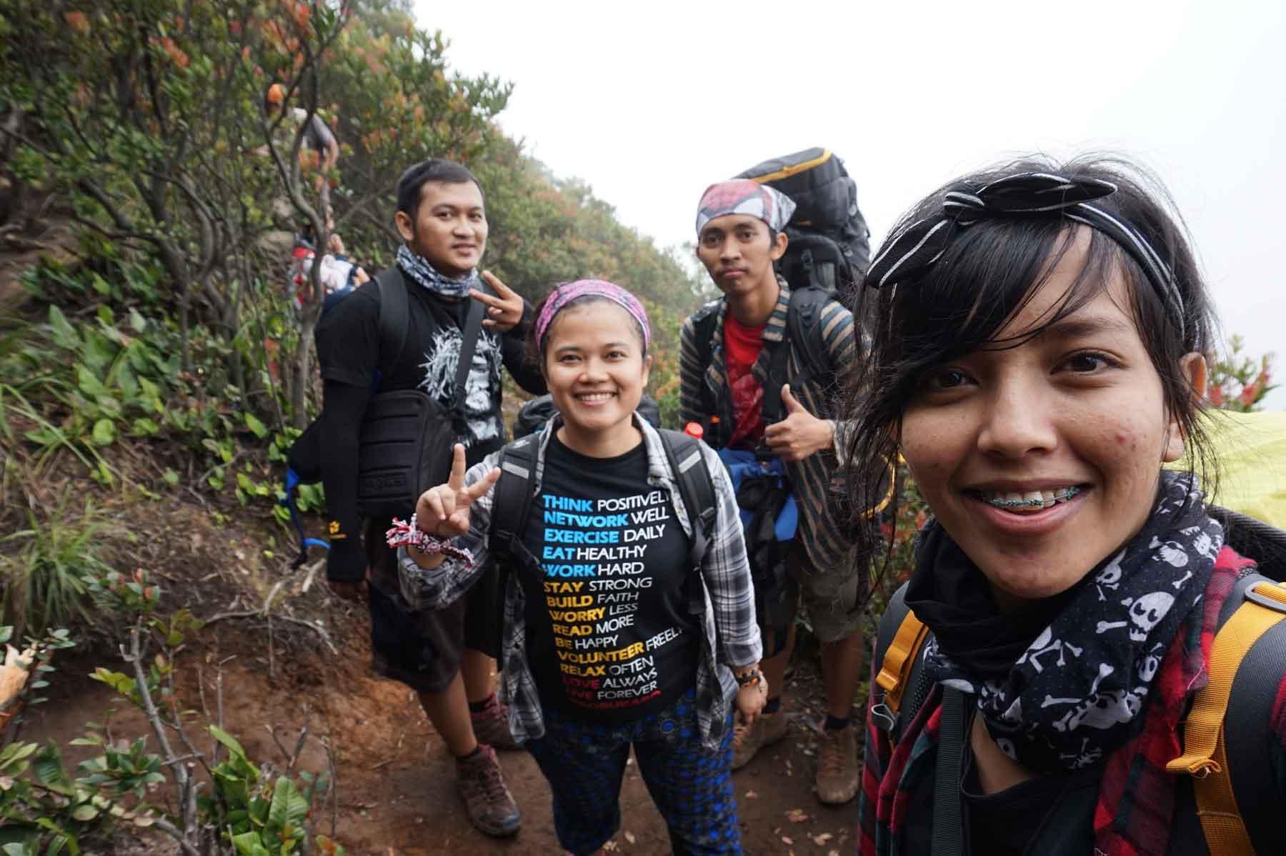 Foto di Gunung Papandayan