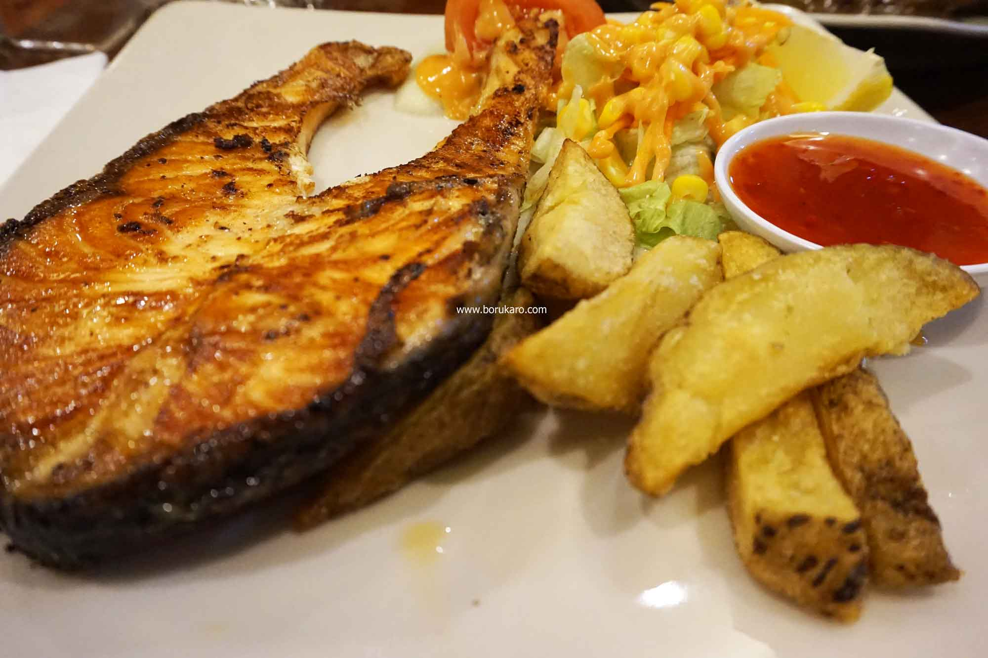 Joni Steak Pasarbaru