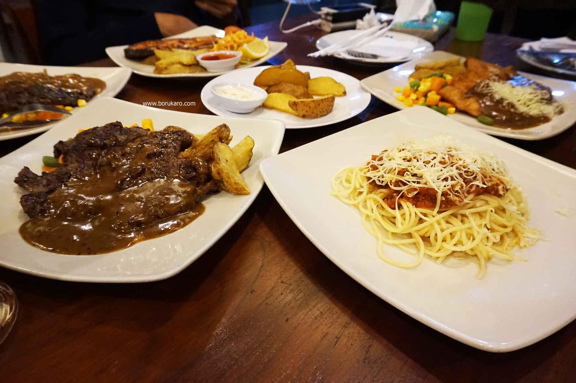 Memanjakan Lidah dengan Menikmati Steak Enak dan Murah di Joni Steak Pasarbaru Jakarta