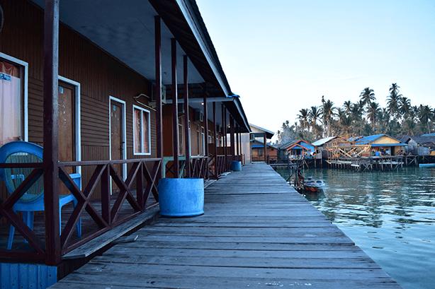 Perlintasan Derawan Fisheries