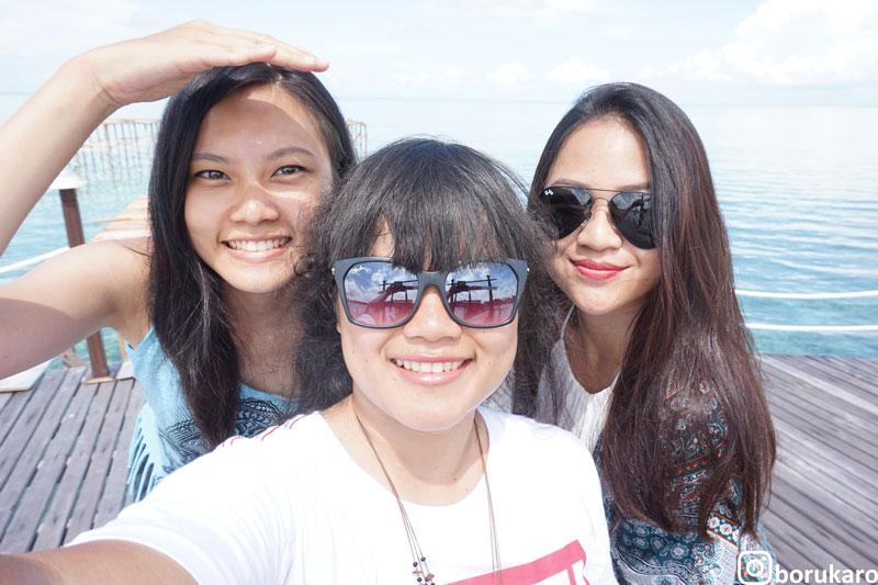 Para Penjelajah Pulau Derawan
