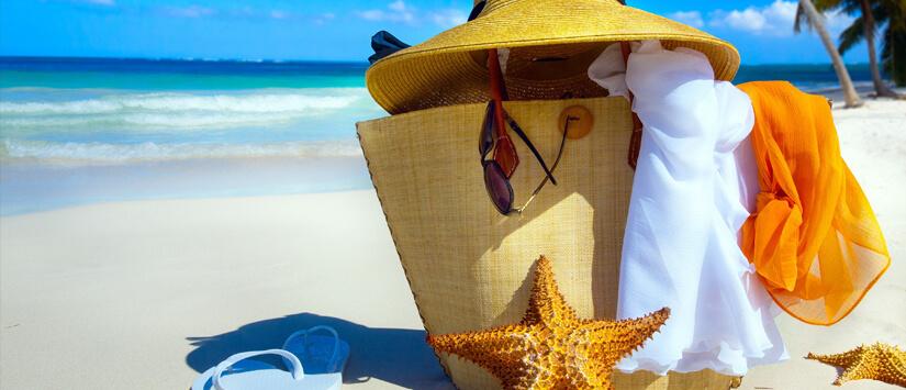 Perlengkapan Liburan Pantai