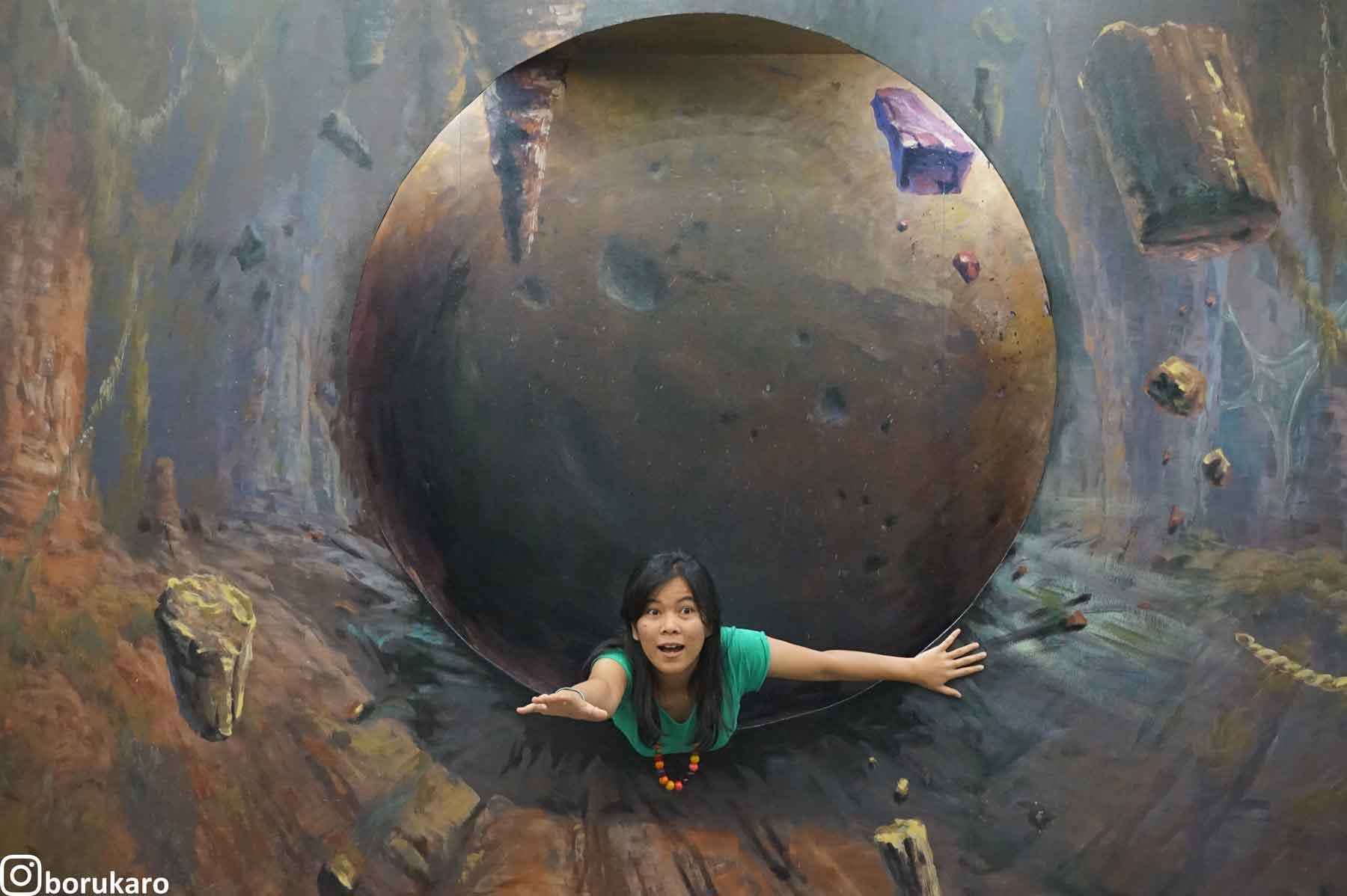 Terowongan Batu