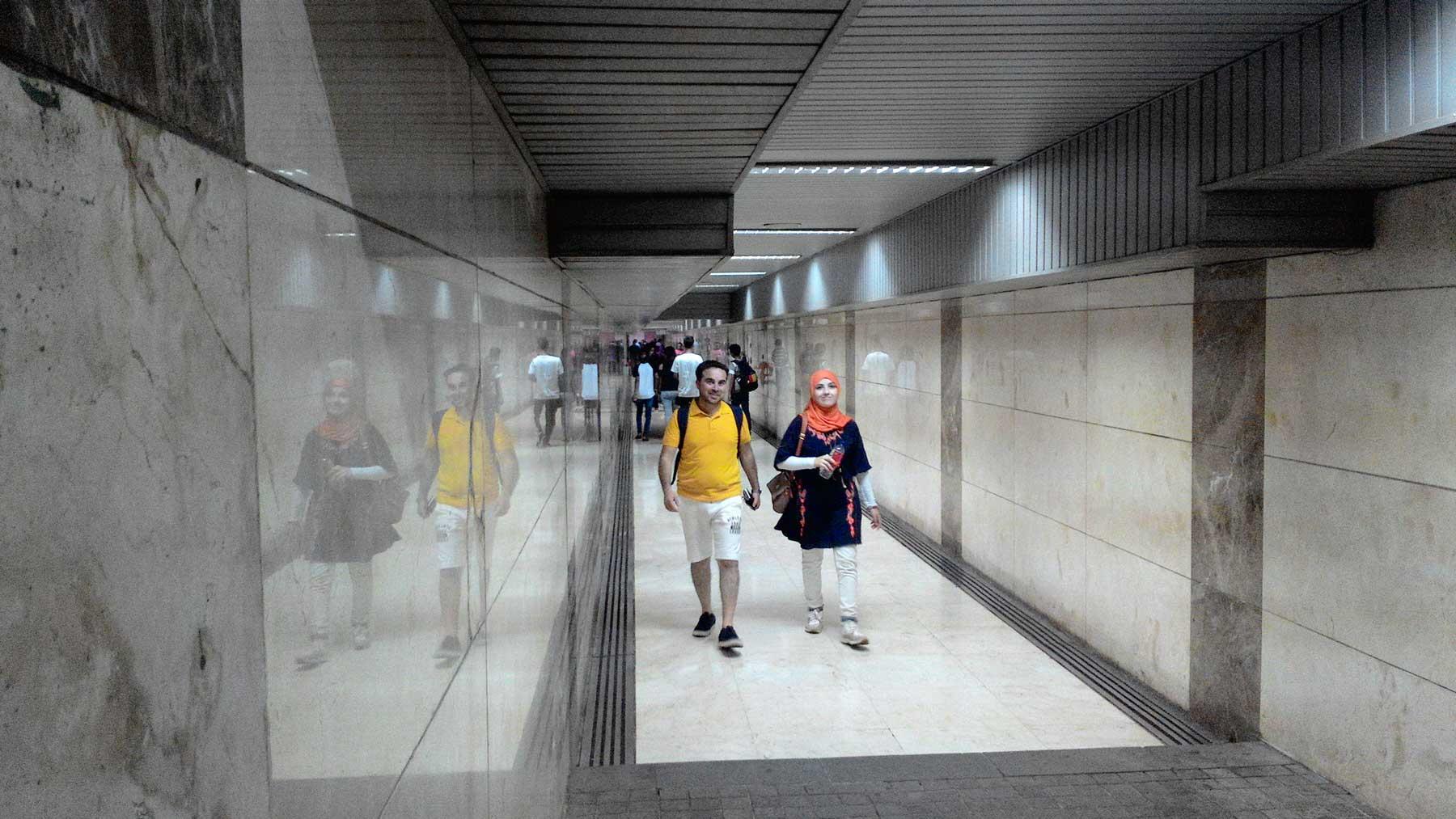 Terowongan Bawah Monas