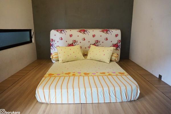 Tempat tidur lantai 1