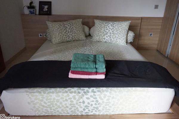 Tempat tidur lantai 2