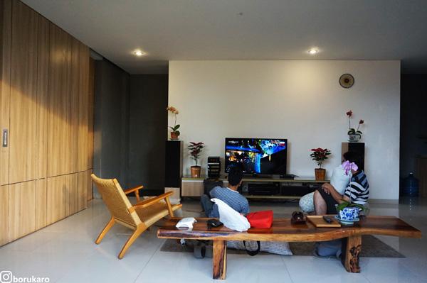 Ruang Keluarga Lantai 2