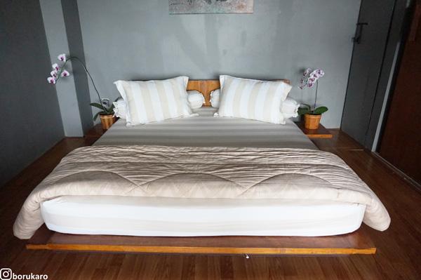 Tempat tidur lantai 3