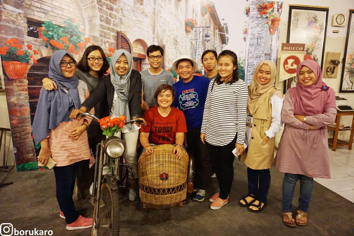 Retro Café Semarang