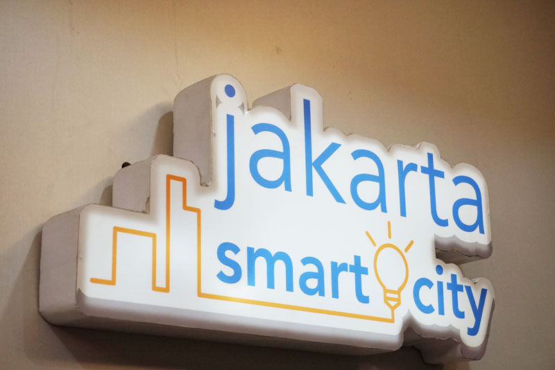 Jakarta Smart City Lt.3