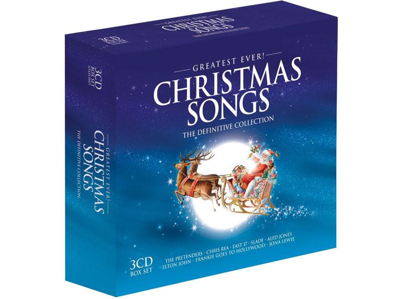 Kaset Lagu Natal