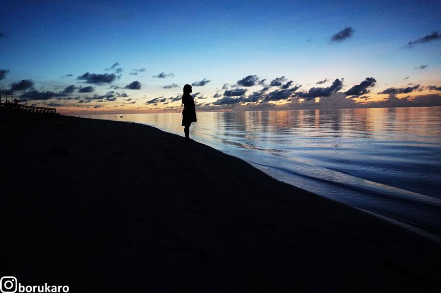 Sejuta Pesona Sunrise dan Sunset Pulau Derawan
