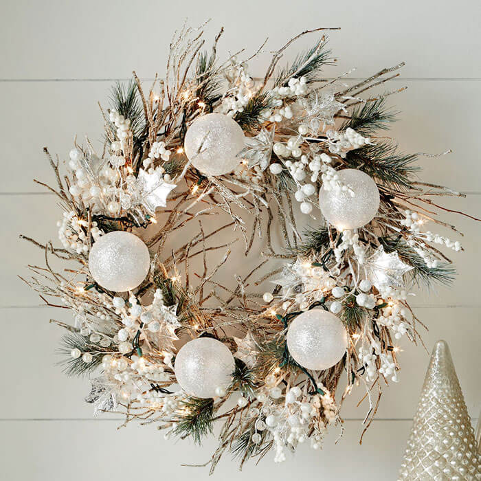 Ornament Advent Wreath