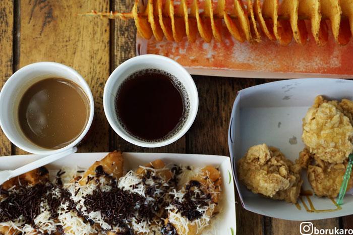 Memanjakan Perut dengan Kuliner di Floating Market Lembang