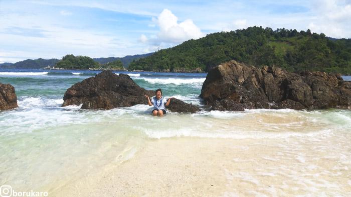 Explore Pulau Kelapa Lampung dan Muncak Teropong Laut
