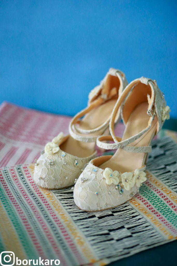 Tempah Sepatu Pernikahan