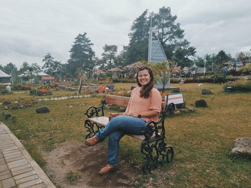 Merapi Park Jogja, Objek Wisata Hits Landmark Dunia