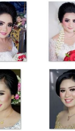 Rekomendasi Wedding Makeup di Medan