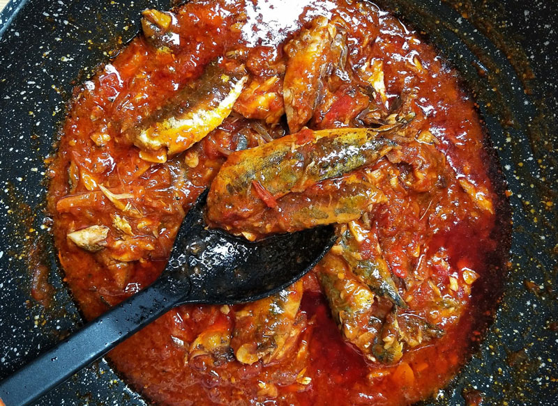 Cara Membuat Sarden Homemade Enak dan Sederhana