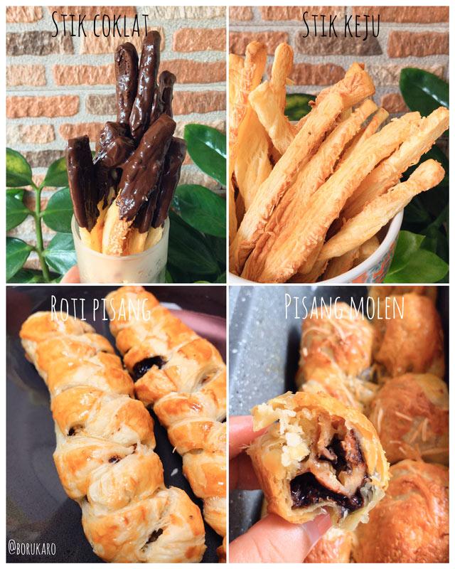 Ide Kue Lebaran Simpel dengan Puff Pastry