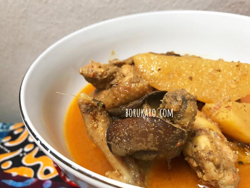 Resep Gulai Ayam Khas Batak Dijamin Enak