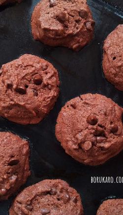 Coklat Chocochip Cookies (1)