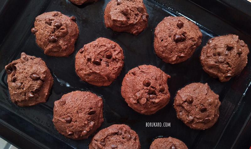 Resep Coklat Chocochip Cookies Renyah dan Enak