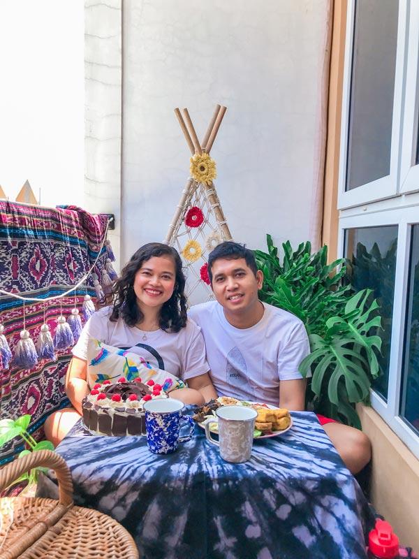 Menikmati Perayaan Wedding Anniversary di Rumah Aja